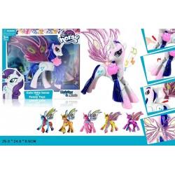 "Единорог SM2012 ""My Little Pony"" с крыльями батар.муз.свет 6в.кор.25,8*24,8*6,5"