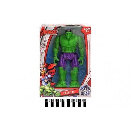 """Супергерой """"Халк"""" (ходить, озвучений зі світлом, коробка) 668 р.19,5*27*10 см"""