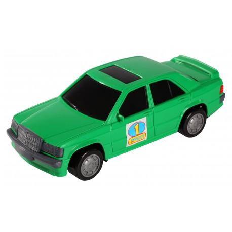 Авто-мерс(зелений)