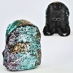 Детский рюкзак C 31865 пайетки