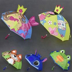 Зонтик детский С 23354 6 видов, 60см