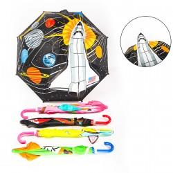 Зонтик BT-CU-0029 цветной 6рис.50см