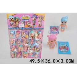 """Кукла """"BB"""" TBG391401 (1729579) микс видов, на планшетке 49,5*36*3см"""