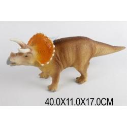 Животные 8005A (1360730) динозавр, звук,свет, 40*11*17см