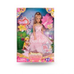 Кукла DEFA 8063 в коробке,22-33-5см