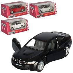 "KT Машинка металл ""BMW M3 COUPE"""