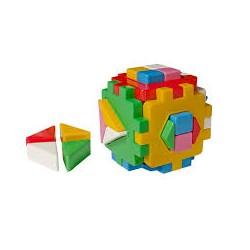 """Куб """"Розумний малюк"""" Логика 2"""