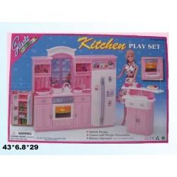 Мебель Gloria 24016 кухня кор.43*6.8*29