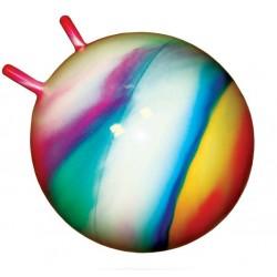 "Іграшка дитяча ""М'яч для фитнесу (С-Р)""BAMSIC"" диам 55, вага 780 гр арт0211"