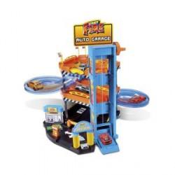 Игровой набор - ПАРКИНГ (3 уровня, 2 машинки 1:43)