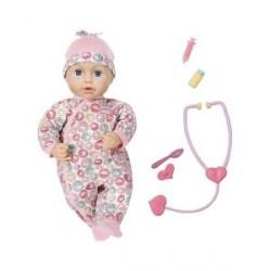 Интерактивная кукла BABY ANNABELL - ДОКТОР (43 см, с аксессуарами)