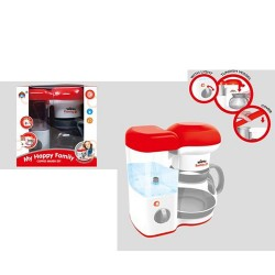 Кофеварка 5204 резервуар для воды, свет, на бат-ке, в кор-ке, 20-20-13,5см