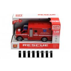 """Машина """"Швидка допомога"""" (муз. зі світл., коробка) WY670B р.23,5*11*15,5см."""
