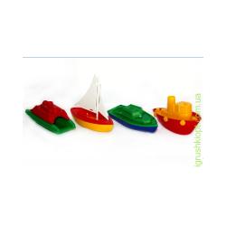 Кораблик (4 вида)