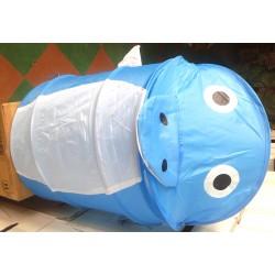 Корзина для игрушек 45*50 2 вида Голубой пингвин и желтая Собака R1002-1003