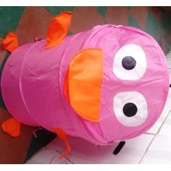 Корзина для игрушек 45*50 Утенок 3 цвета розовый,желтый и синий