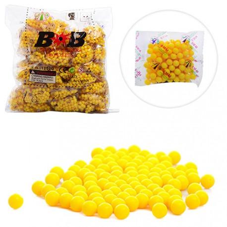Пульки JDY-01 (6мм, от100пулек, в кульке 5-5-1,5см, от50шт в упаковке, 19-27-5см