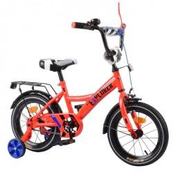 """Велосипед EXPLORER 14"""" T-21417 red"""