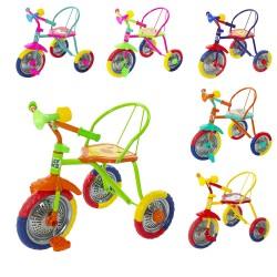 Велосипед трехколесный TILLY TRIKE T-317 6цв.кор.ш.к.