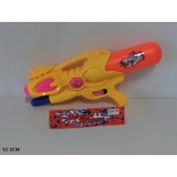 Водный пистолет 7050 с насосом, в пакете 52см