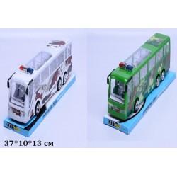 Автобус 338-3/4 инерц.2в.пласт.37*10*1