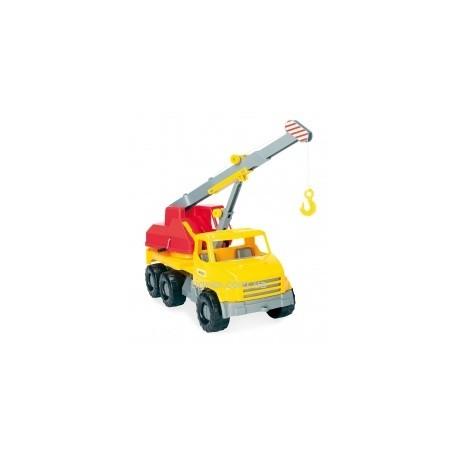 "WADER  ""City Truck"" авто (5 моделей)бетономешалка, кран, пожарная машина"