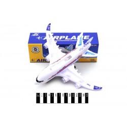 Авіалайнер муз.з світ. ефект. (коробка) A380-900 р.22,5*8*6см.