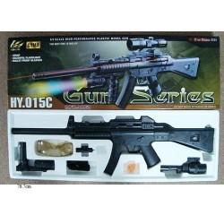 Автомат CYMA HY015C с пульками,лазер.свет.кор.ш.к.H120116102
