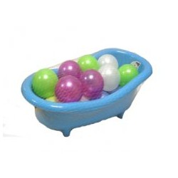 Ваночка велика з кульками