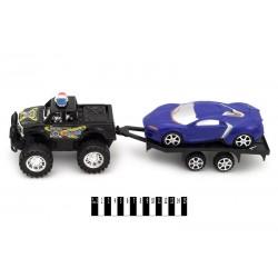 Джип евакуатор інерц.з машинкою  6789-6 р.46*15*15,5см