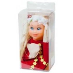 "Кукла-рукавица""ПРИНЦЕСА"" (ПВХ, тканина)"