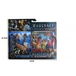 """Герои 68665 """"Warcraft"""" с аксес.8шт.лист 32*4,5*28 ш.к."""