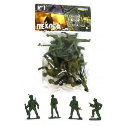 Игровой набор Пехота 1
