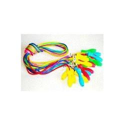 "Іграшка дитяча ""Скакалка №3 кольорова""-канат 2,20 см арт035/5"