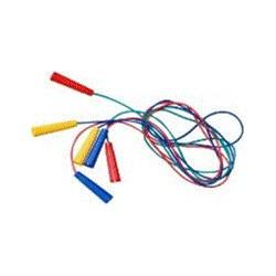 """Іграшка дитяча """"Скакалка №6 кольорова"""", диам. 5 мм 2,60 см арт 035/12"""