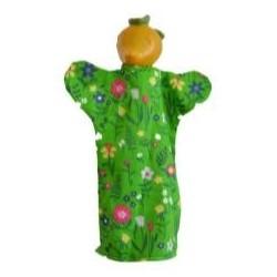 """Лялька-рукавиця """"РІПКА"""" (пластизоль, тканина)"""