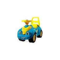 """Машинка для катания """"Технок""""(нова)голубая"""