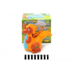 Морской конек с музыкой (коробка) 90031 р.22,2х11,6х21,3 см.