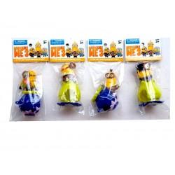 Набор фигурок 5512 4 вида, МИНЬОНЫ в кульке