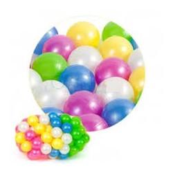 Набор шаров перл. 140 шт.