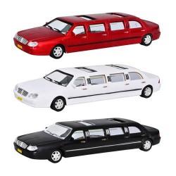 Машинка 789-2 инер-я, лимузин, в кульке, 45-11-8см