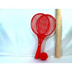Ракетка для тениса маленькая+мяч
