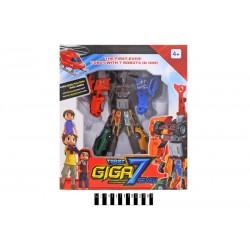 """Робот """"TOBOT"""" """"GIGA"""" (7в1, коробка) 528 р.38*33*13см."""