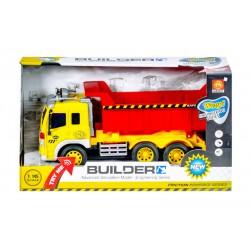 Вантажівка (муз. зі світл.ефектом, коробка) WY310B р.32,5*12*19см.