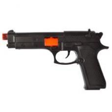 Пистолет A13-2 ( 23см, звук(трещотка), в кульке, 16-28-4см