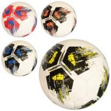 Мяч футбольный MS 2159 размер5, ПВХ, 400-420г, 4цвета, в кульке