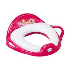 """Туалетне сидіння М'яке """"Принцеси"""" (Рожевий) /""""TEGA"""""""