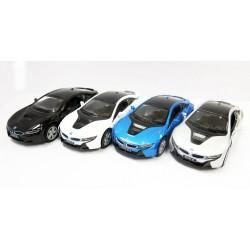 "KT Машинка металл ""BMW I8"" 5379W"