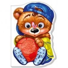 Дружні звірятка: Медвежонок (р)