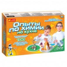 """Набір для експериментів """"Досліди по хімії на кухні"""" 12114043Р"""